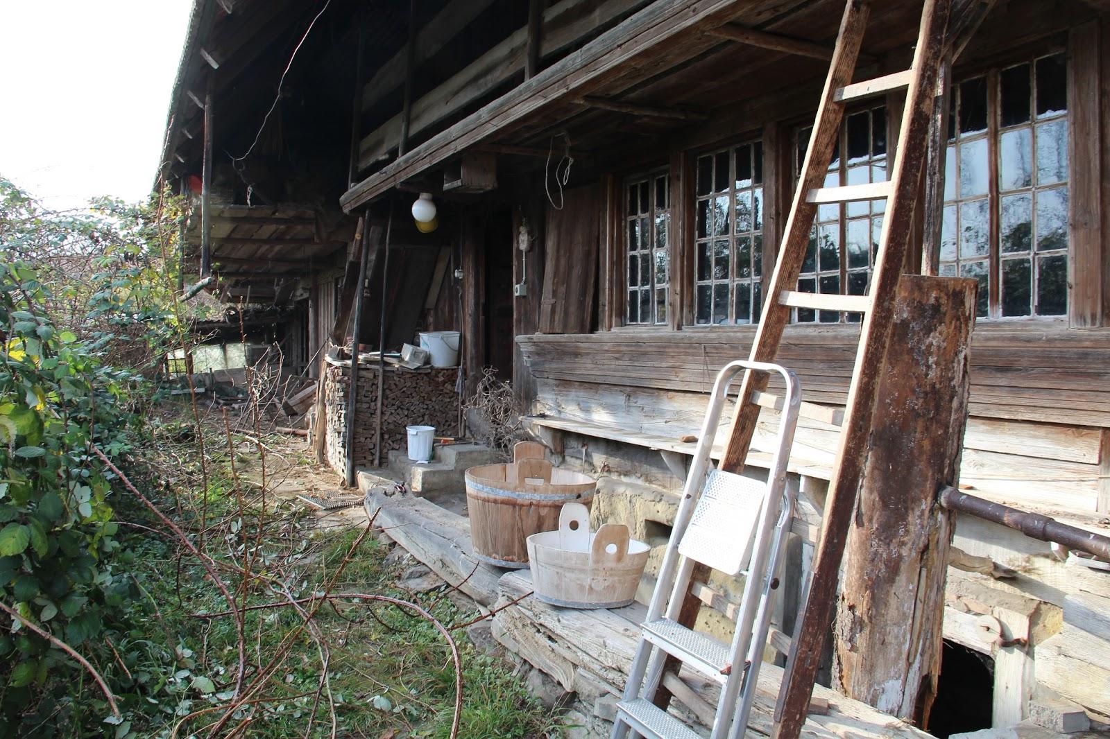 Ein altes Haus voller Schätze