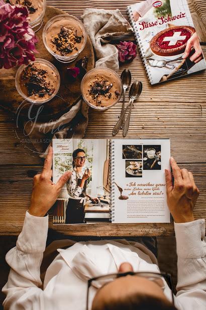 Toblerone Mousse Rezept {Erscheinung im neuen Dr. Oekter Backbuch}