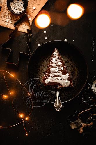 Schokoladen-Tannenbaum